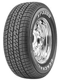 XP 2000 II Tires