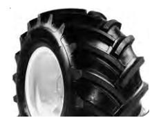 Super Hi-Power Lug Radial R-1 Tires