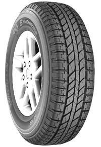 4x4 Synchrone Tires