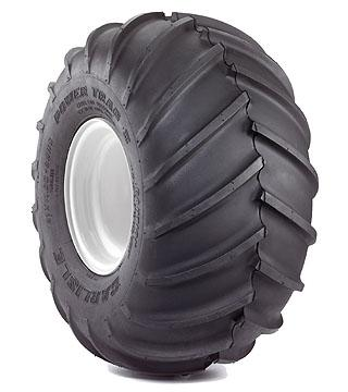 Power Trac II Tires
